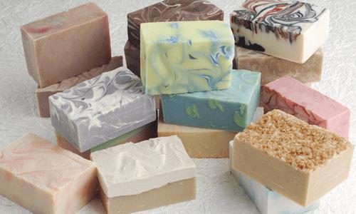 Colorantes para jabón casero