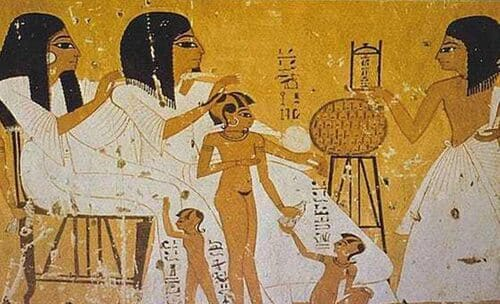 Origen e historia del jabón