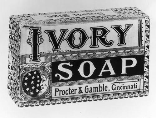Historia del jabón