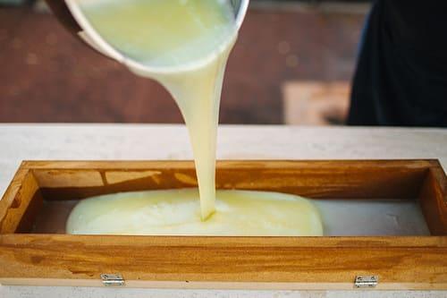 co�mo hacer jabo�n de Castilla