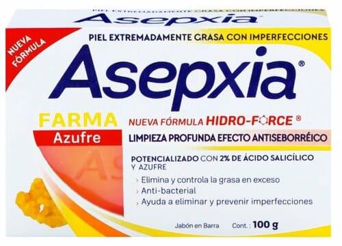 Jabón Asepxia