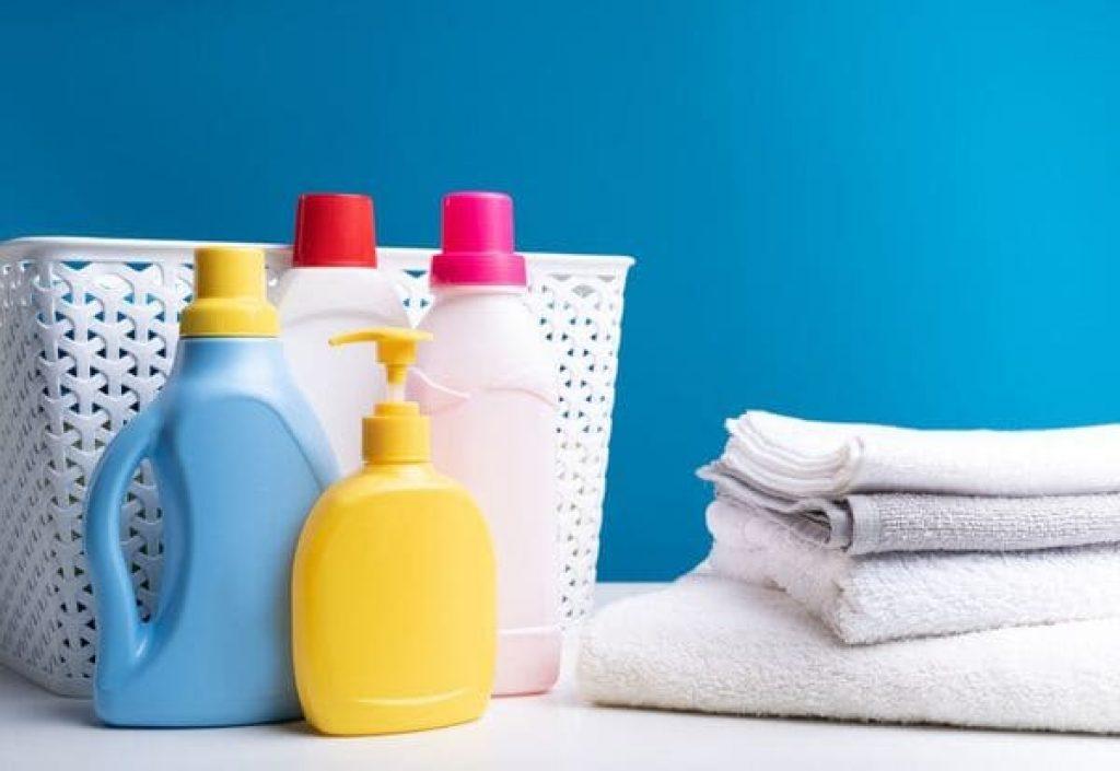 Jabón líquido casero para lavadora