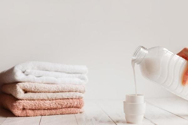 jabón casero líquido para lavadora