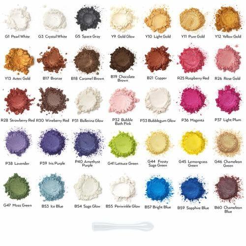 Mejores colorantes para jabones: comparativa y guía de compra