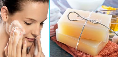 Mejores jabones para la cara y el acné